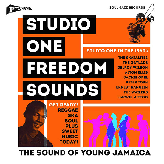 Freedom Sounds: Studio One In The 1960s CD and vinyl