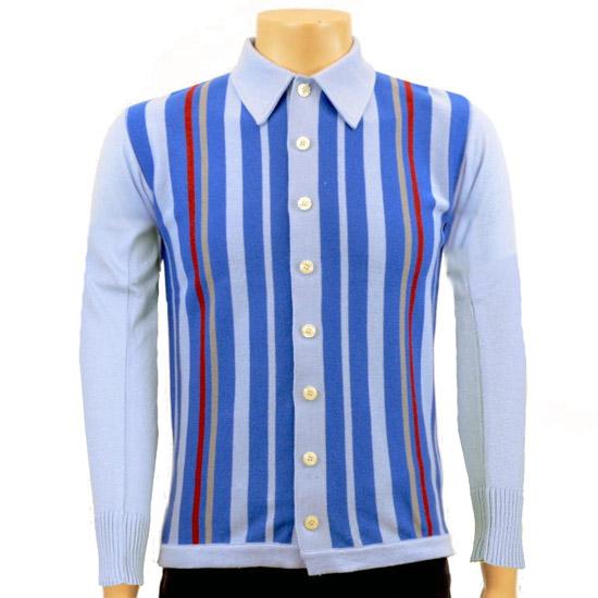 Jump The Gun 1960s-style short-sleeve knitwear