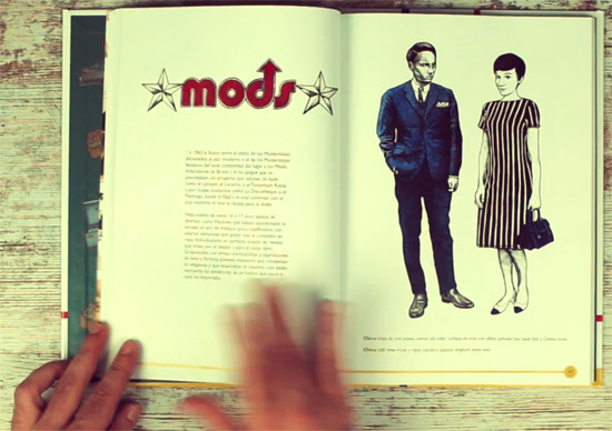 New book: Mods by Dani Llabres and Tete Navarro