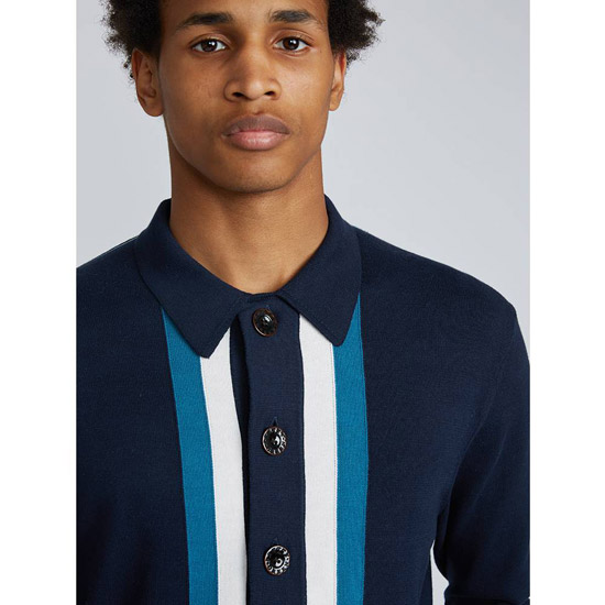 Marriott-style knitted shirts return to Pretty Green