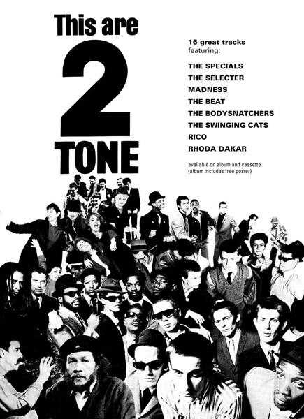 David Storey 2 Tone artwork limited edition prints