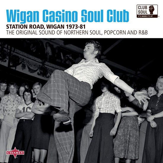 Wigan Casino Soul Club gets a vinyl release