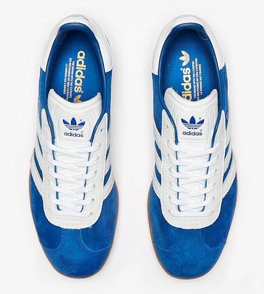 Adidas goes back to basics for Gazelle trainers reissue