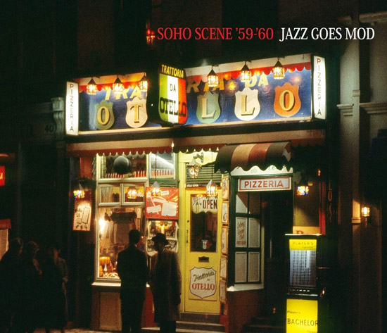 Soho Scene 59-60 Jazz Goes Mod box set
