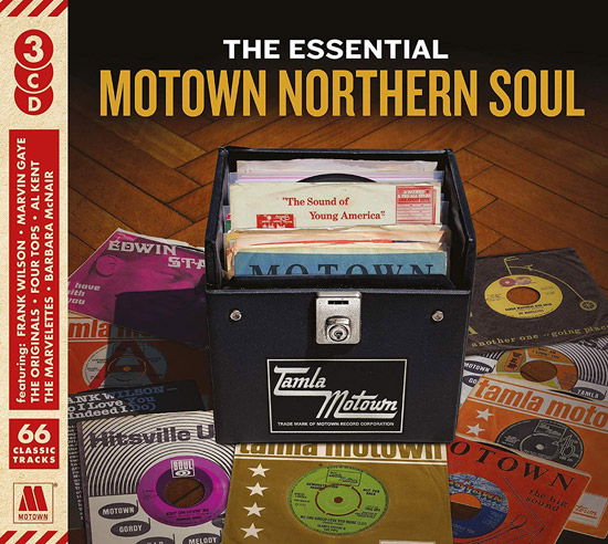 Budget sounds: Essential Motown Northern Soul box set