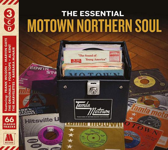 Budget sounds: Essential Motown Northern Soul box set