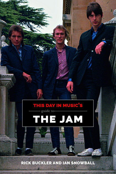 Coming soon: This Day In Music's Guide To The Jam