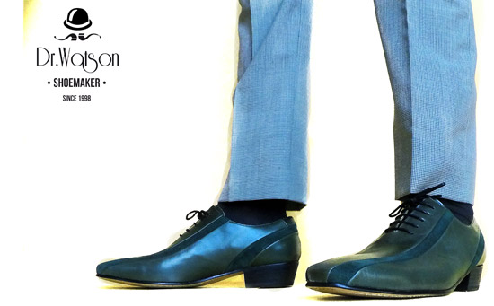 Mod shoes: An interview with Doctor Watson Shoemaker