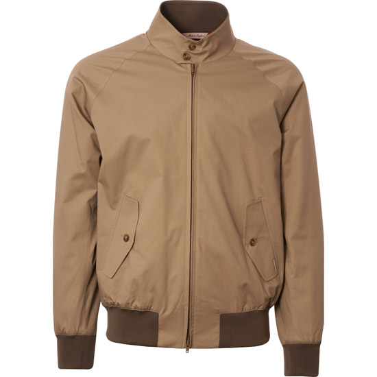 Bargain spotting: Baracuta Archive Fit G9 Harrington Jacket