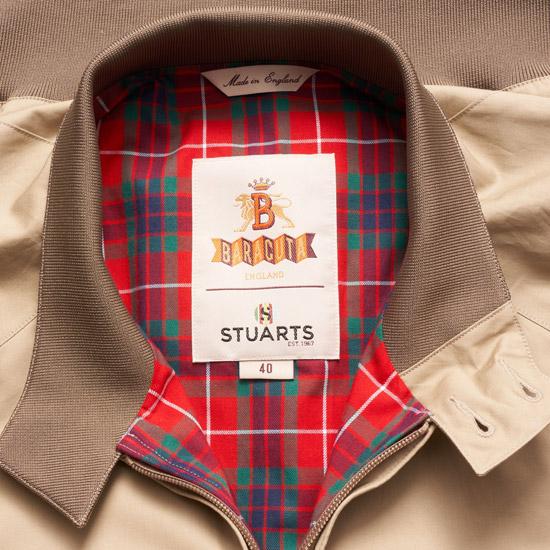 Black Friday: £100 off the Baracuta Archive Fit G9 Harrington Jacket