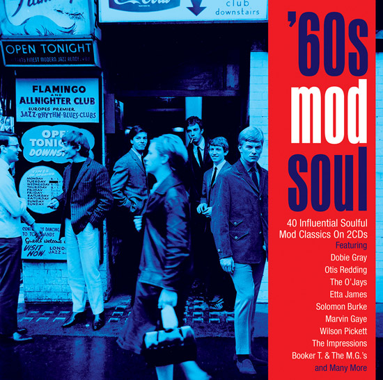 Budget collection: 60s Mod Soul CD set