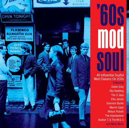 Budget collection: 60s Mod Soul CD set