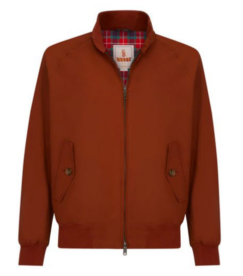 9ab921b69ed2 Baracuta Winter Sale - up to 40 per cent off - Modculture