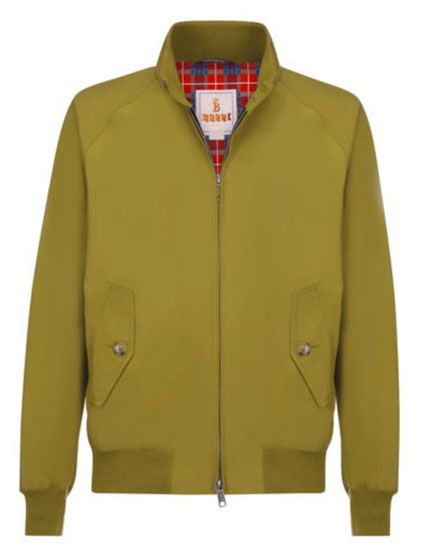 Baracuta Winter Sale - up to 40 per cent off