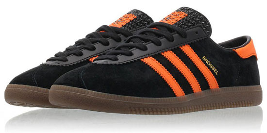 Adidas Brussel City Series trainers