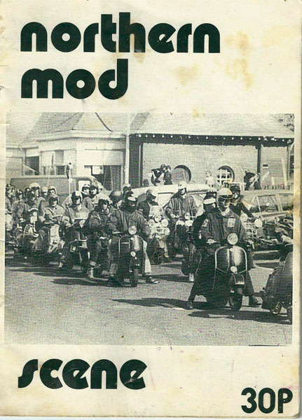 Eddie Piller and Steve Rowland talk Modzines