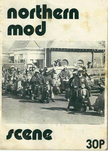 Eddie Piller and Steve Rowland talk Modzines