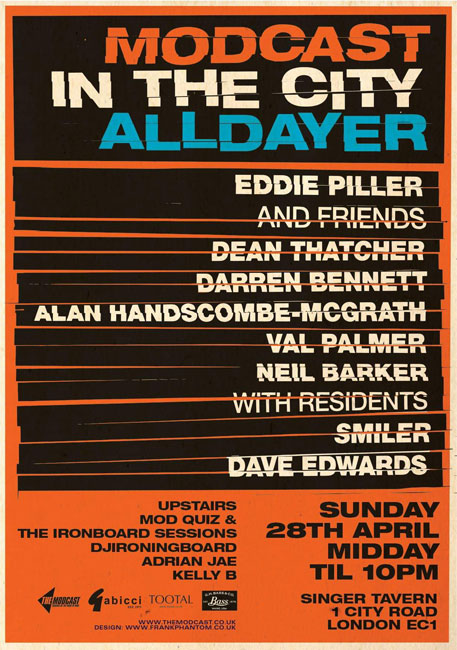 Modcast In The City Alldayer 2019