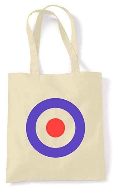 Mod shopping: Five mod-friendly tote bags
