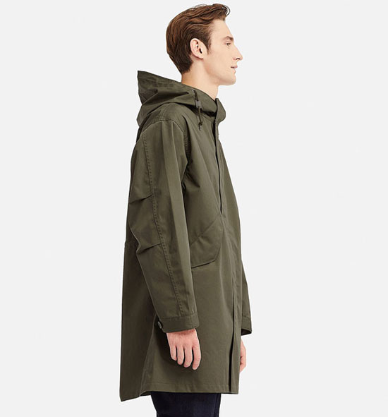 Uniqlo Fishtail Parka makes a long-awaited comeback