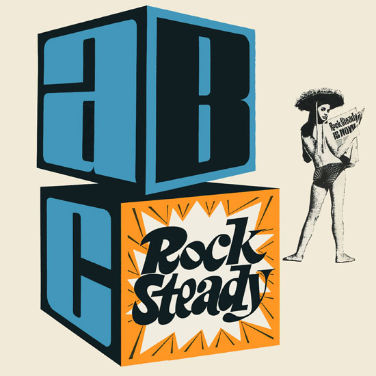 Reissue: Roland Alphonso and the Originals Orchestra - ABC Rock Steady