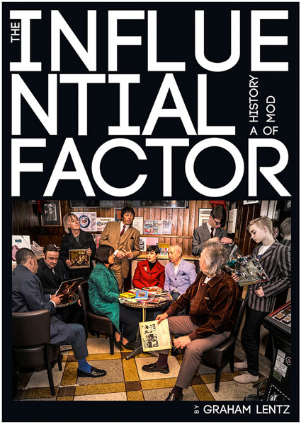 Now on Kindle: The Influential Factor by Graham Lentz