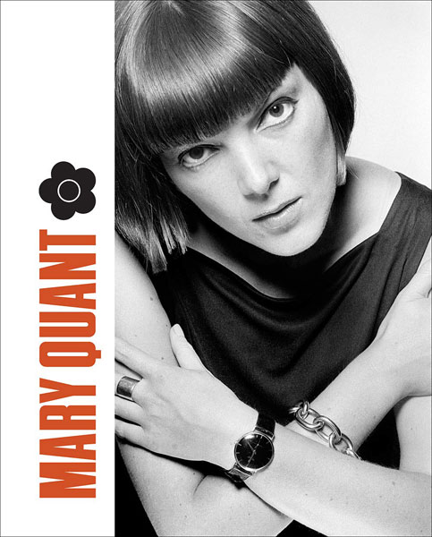 New Mary Quant exhibition and book at the V&A