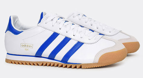 Out this week: Adidas Rom City Series trainers