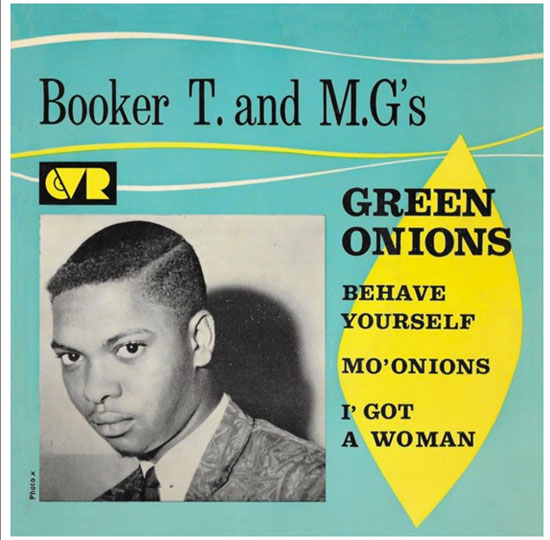Booker T & The MGs - Green Onions Plus 3