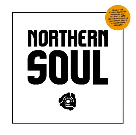 Various artists - Northern Soul 7-inch box set