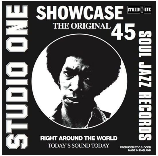 Various artists - Soul Jazz Records Presents - Studio One Showcase 7-inch box set