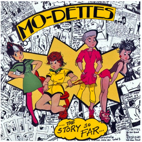 The Mo-dettes - The Story So Far