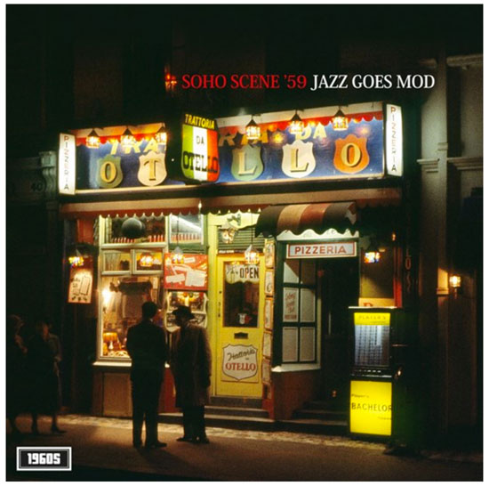 Various artists - Soho Scene '59 (Jazz Goes Mod)