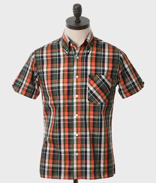 Art Gallery Clothing 1960s button-down shirt range