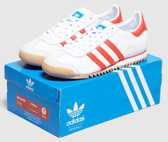 1960s Adidas Vienna trainers now available to buy
