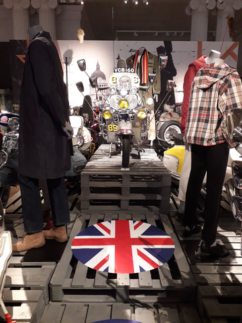 Mods: Shaping a Generation book and exhibition in Leicester