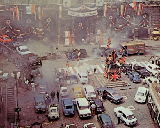 The Italian Job returns to cinemas for 50th anniversary
