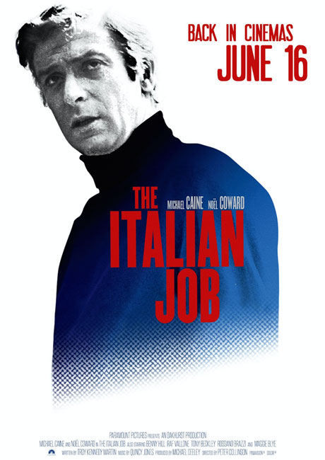 The Italian Job returns to cinemas for 50th anniversary