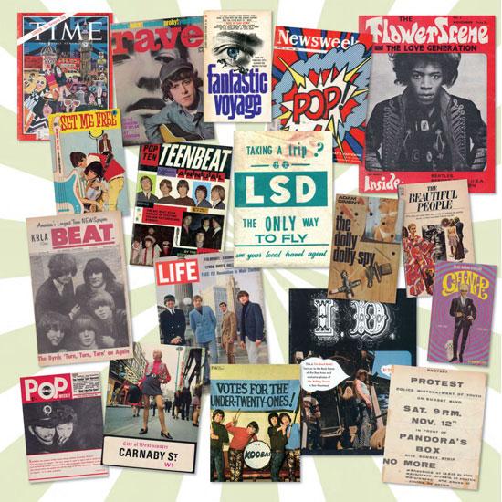 Jon Savage's 1965-1968 double vinyl set