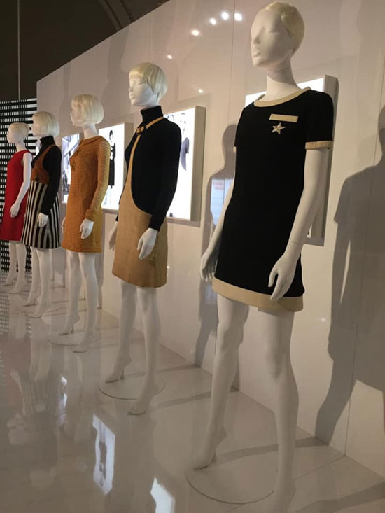 Exhibition review: Mary Quant – The feminist of fashion