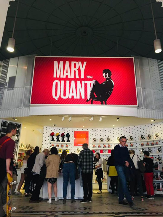Mary Quant – The feminist of fashion