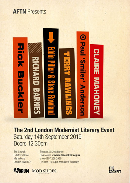 2nd Modernist Literary Event in London