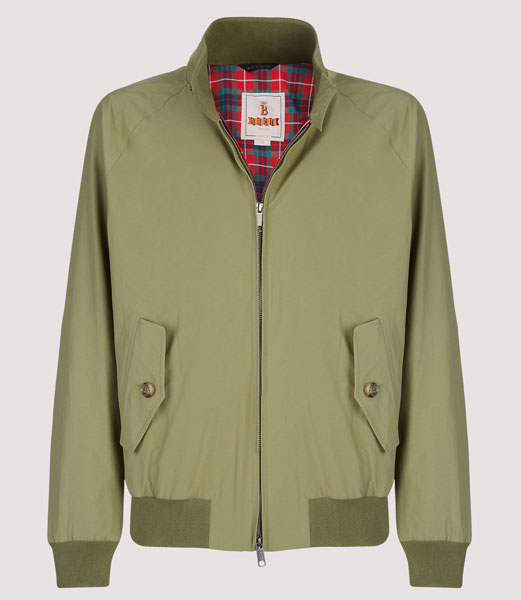 Baracuta Sale now on – up to 40 per cent off