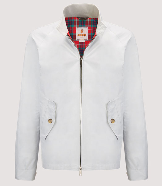 Baracuta Sale now on - up to 40 per cent off