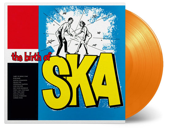 The Birth of Ska limited edition vinyl reissue
