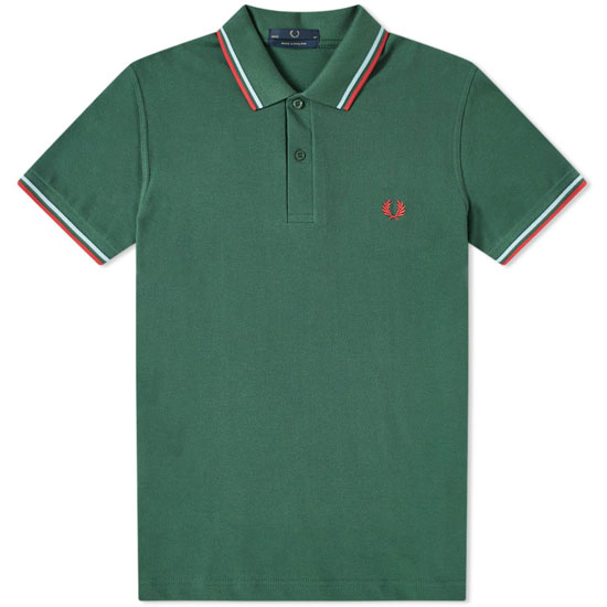 Fred Perry bargains and more in the End Clothing Sale