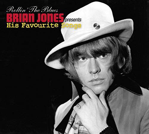 CD and vinyl: Brian Jones Presents His Favourite Songs