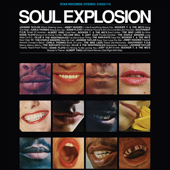 Soul Explosion 50th anniversary vinyl reissue