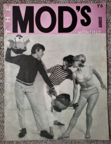 Collection of Mod's Monthly magazines on eBay