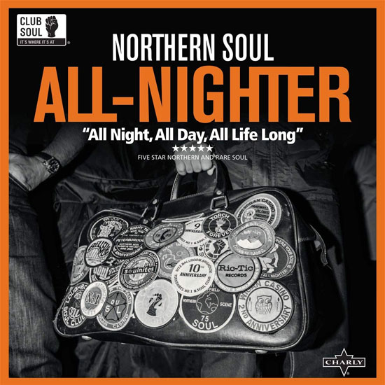 Northern Soul All-Dayer and All-Nighter vinyl releases